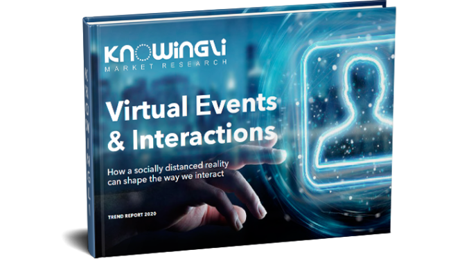 virtual events report